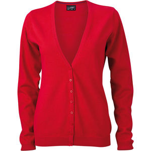Tooboo | Gilet publicitaire pour femme Rouge